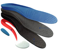 U-Profile Orthotic Insoles (LP) bestellen