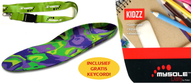Kinderzool Mysole Daily Kidzz